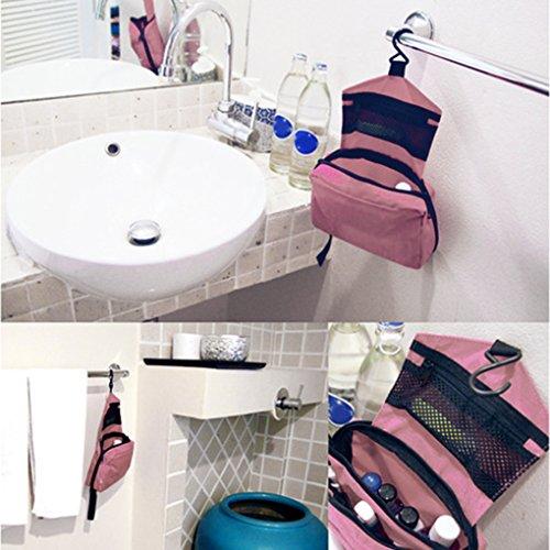Miaomiaogo Wasserdichte Reise Hängende Kosmetik Make up Bag Toilettenpapier Handtasche Halter Organizer Wash Case