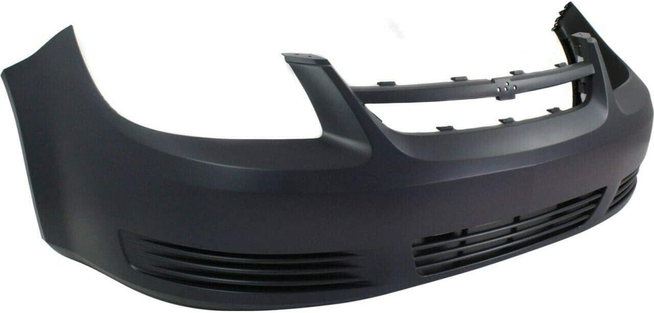 New Primed and Ready for Paint Front Plastic Bumper Cover Fascia For 2005-2010 Chevy Chevrolet Cobalt Base LS LT Sedan Coupe 05-10 GM1000733 19120183