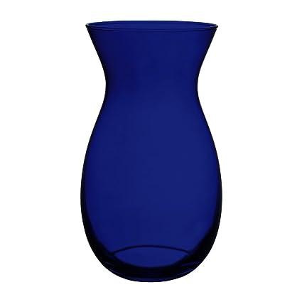 Amazon Floral Supply Online 8 Cobalt Blue Jordan Vase