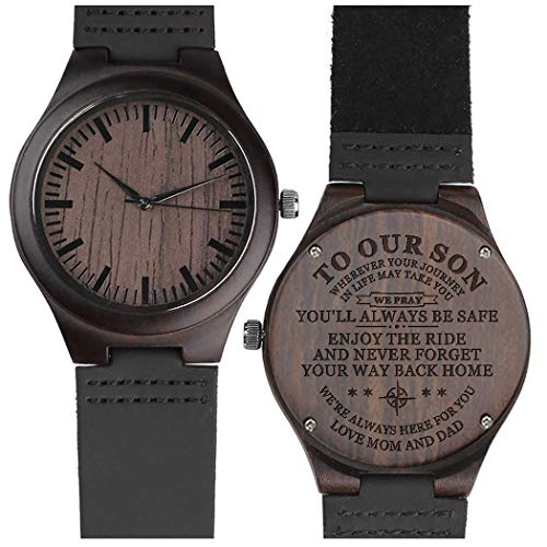 List of the Top 10 engraved watch son mom you can buy in 2020