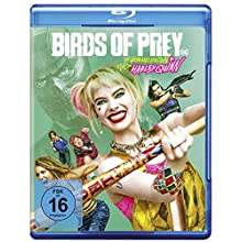 Birds of Prey - The Emancipation of Harley Quinn (Blu-ray)