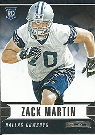 check out af58a f5aec Amazon.com: 2014 Rookies and Stars Rookies #200 Zack Martin ...