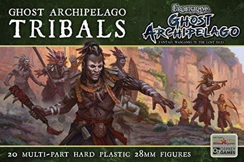 Frostgrave Ghost Archipelago Tribales: Amazon.es: Juguetes y juegos