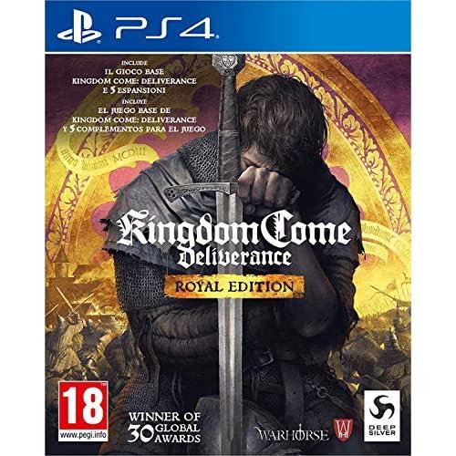chollos oferta descuentos barato Kingdom Come Deliverance Royal Edition PS4