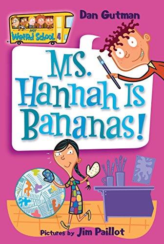 Librarika: My Weird School #12: Ms. Todd Is Odd!
