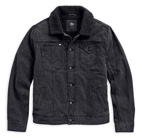 Buy mens harley davidson fleece jacket