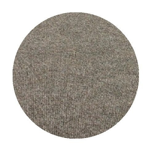 10' Round - Stone Pebble - Economy Indoor/Outdoor Carpet Patio & Pool Area Rugs |Light Weight Indoor/Outdoor Rug - Easy Maintenance - Just Hose Off & Dry! - 10 Colors to Choose from ()