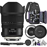 Tamron SP 15-30mm f 2.8 Di VC USD G2 Lens for Nikon F w Tamron Tap-in Console and Advanced Photo   Travel Bundle Tamron 6 Year Limited USA Warranty
