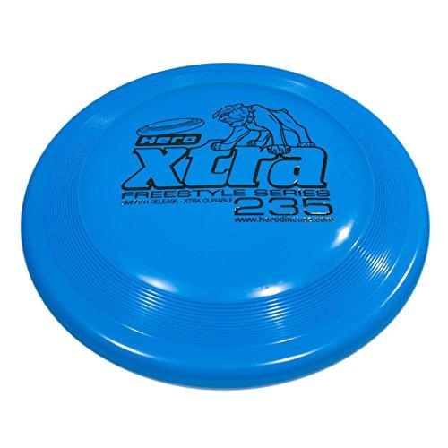 Hero Xtra 235 Freestyle Flying Dog Sport Disc – Sky Blue