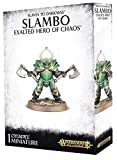 Warhammer Age of Sigmar Slaves to Darkness Slambo Exalted Hero of Chaos