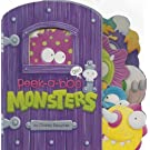 Peek-a-Boo Monsters (Charles Reasoner Peek-a-Boo Books)