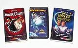 Disney 'S Comedy Collection #3: Inspector Gadget; Rocketman; My Favorite Martian (3pk)