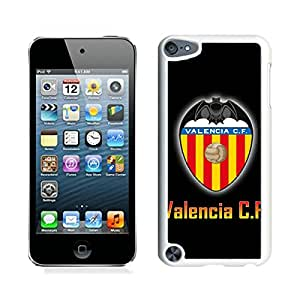 Valencia 2 White Cool Customized Design iPod Touch 5 Case