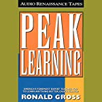 Peak Learning | Ronald Gross