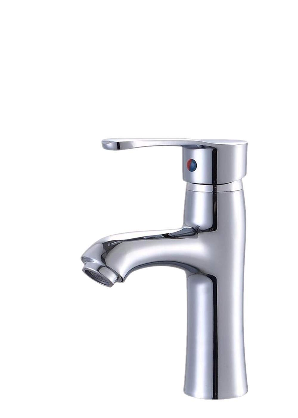 LYBSD Bathroom Sink Taps Kitchen Faucet Bathroom Fashion Sink Hot And Cold Dishes.