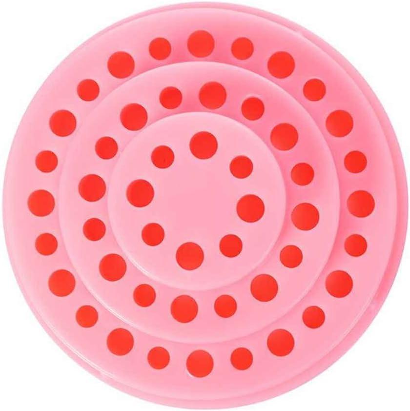 LUFA 48 L/öcher Nagel Bohrst/änder Halterung Nagel Bohrer Halter Aufbewahrungsboxen Nagellack Maschine Display Basis