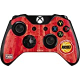 NBA Houston Rockets Xbox One Controller Skin - Houston Rockets Hardwood Classics Vinyl Decal Skin For Your Xbox One Controller
