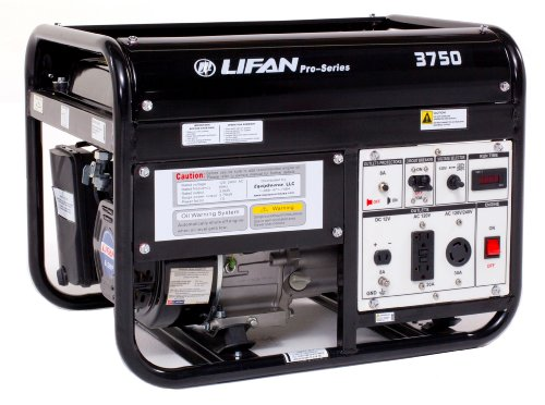 Equip Source Lifan Pro Series LF3750 Contractor/Commercia...
