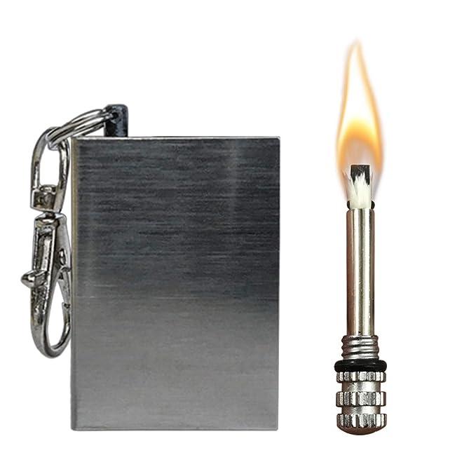 Amazon.com: OPG3 - Juego de llavero de acero para arrancador ...