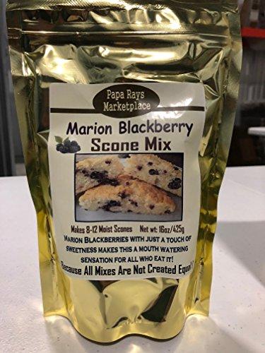 Papa Ray's Marketplace (Marion Blackberry Scone Mix)