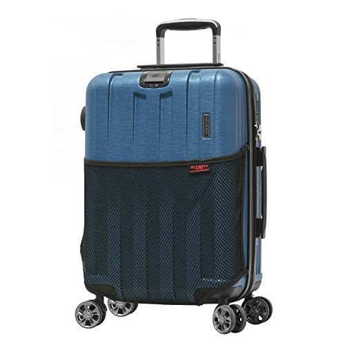 239b171b6 Olympia USA Sidewinder Hardside Spinner Luggage (21' Carry-On, 25' Mid