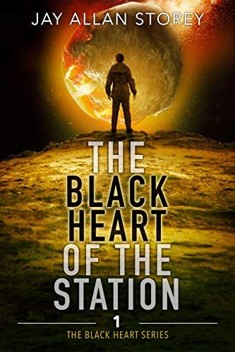 Book: The Black Heart of the Station by Jay Allan Storey