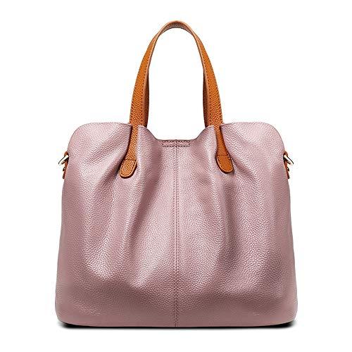 - Women Casual Handbags, PU Leather Hobo Satchel Top Adjustable Tote Shoulder Bag