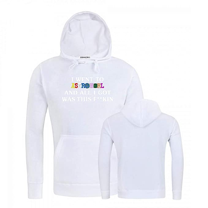 Amazon.com: WEEKEND SHOP Hoodies for Men ASTROWORLD Hooded Hoodies Men Women Clothes Hoodies Sweatshirt: Clothing