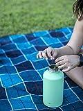 Simple Modern Water Bottle , 64oz Lid, Ombre: Tuxedo