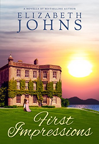 First Impressions: Traditional Regency Romance Novella
