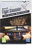 Software : Microsoft Flight Simulator X: Steam Edition (Boxed Steam Code)