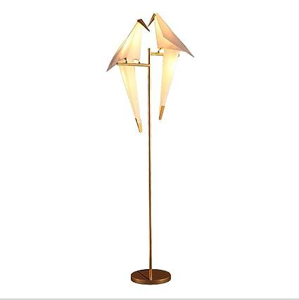 MILUCE Lámparas de pie LED Dos Cabezas/Lámpara de pie ...