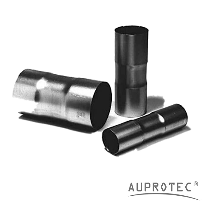 Universal Rohrbogen 90/° Grad /Ø 38 mm einseitig aufgeweitet Auspuffrohr Abgasrohr Rohr Abgasanlage Pkw Lkw