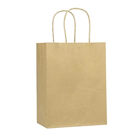 Amazon shopping bags 8x475x105 100pcs bagdream gift bags shopping bags 8x475x105 100pcs bagdream gift bagsparty bagscub negle Image collections