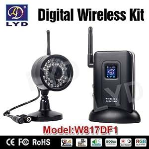 Amazon Com Lyd Digital Wireless Camera Kit Ir Cameras