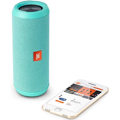 Jbl Flip 3 Splashproof Portable Bluetooth Speaker Teal