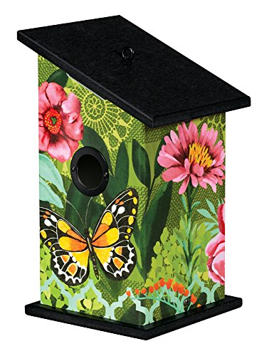 Studio M BH9016 Butterfly's Paradise Birds House (Patio Pavers Rooftop)