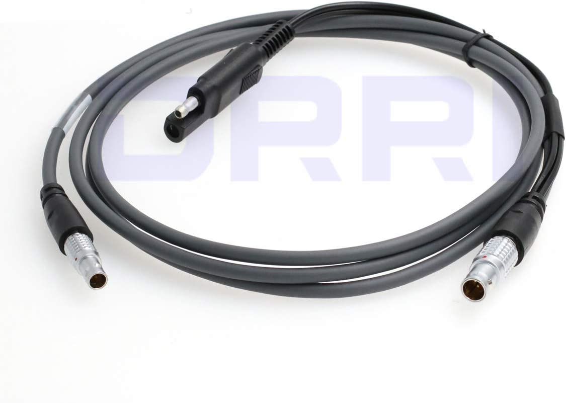 20 F2 DRRI A00780 GPS RTK Host Radio Data Cable for Geomax Zenith10