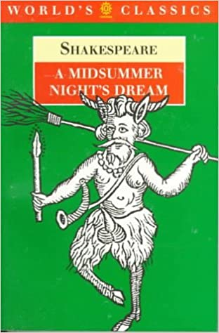 Book Midsummer Night's Dream (World's Classics) by William Shakespeare (1995-06-01)