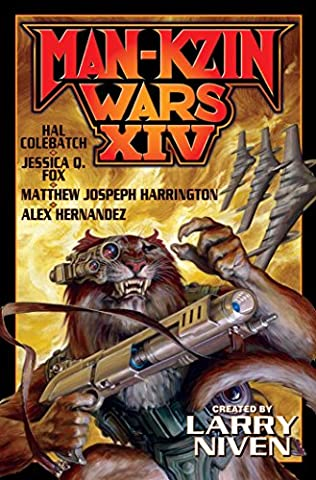 Man-Kzin Wars XIV by Larry Niven