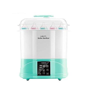 Esterilizador Secador de desinfección de biberones Desinfección de biberones Leche de esterilización de vapor de leche caliente: Amazon.es: Bebé