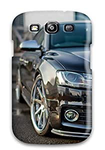 LatonyaSBlack Perfect Case For Galaxy S3/ Anti-scratch Protector Case (audi S5 29)