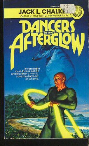 book cover of Dancers in the Afterglow