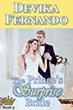 The Prince's Surprise Bride: Royal Romance (Romancing the Royals Book 3)