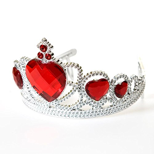 Dillon Importing Queen of Hearts Tiara]()