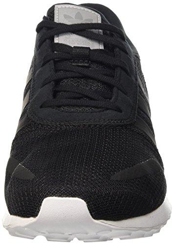 Adidas Los Angeles, Zapatillas Para Hombre Negro (Cblack/Cblack/Ftwwht)