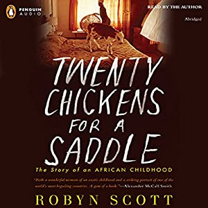 Twenty Chickens for a Saddle Audiobook