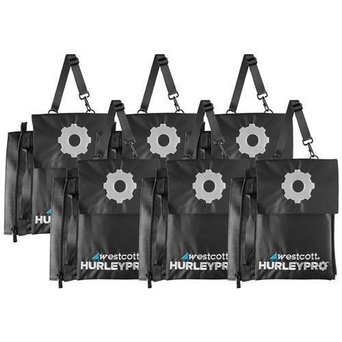 Westcott hurleypro h2pro水重量バッグ、6パック   B07DWL39W4