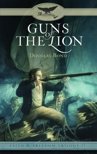 book cover of Guns of the Lion