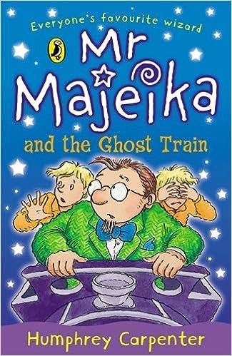Libros Ebook Descargar Mr Majeika And The Ghost Train Libro Epub